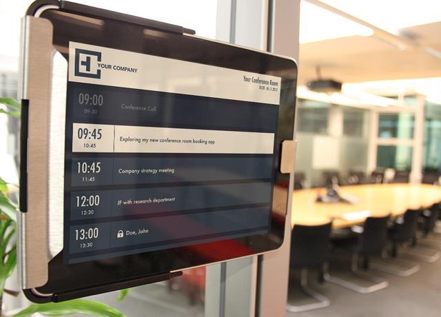Conference Room Schedule Display Exchange